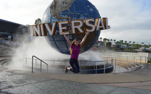 REPORTING: Wizards, Dinosaurs, Superheroes, Oh My! A Teen's Guide to Universal Orlando