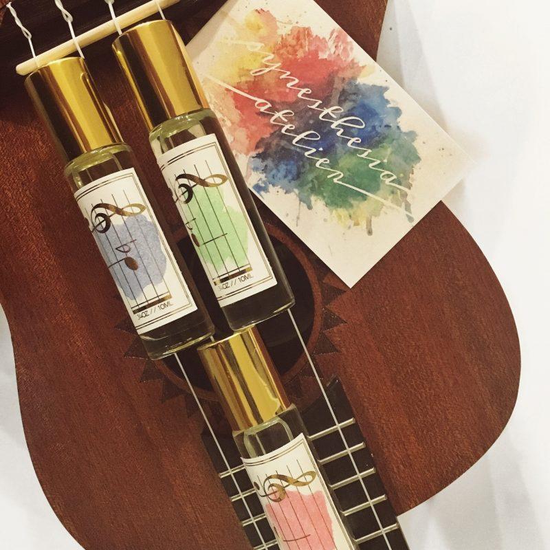 BLOGPOST: Synesthesia Atelier Perfume