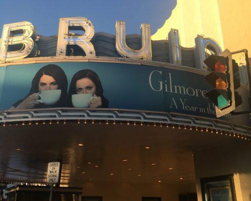 BLOGPOST: Gilmore Girls Premiere