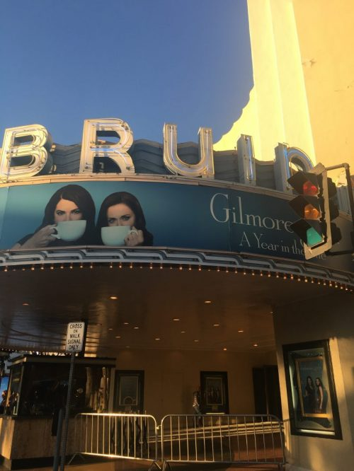 BLOGPOST: Gilmore Girls Premiere