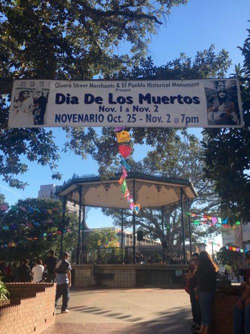BLOGPOST: Día de los Muertos 2016 {Olvera Street in Los Angeles}