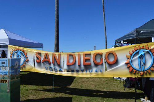 BLOGPOST: San Diego Yoga Festival ☀️ 2017