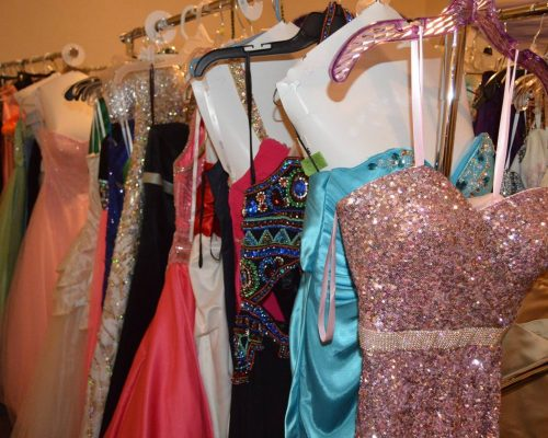 CHARITY: Prom Dress Distribution 2017